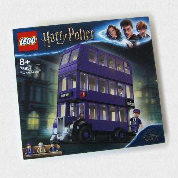 LEGO Harry Potter, The Knight Bus (75957), Box